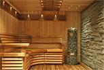 Сауна / баня внутри дома
