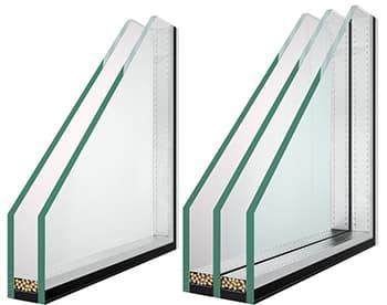 Двухкамерные окна по цене однокамерных