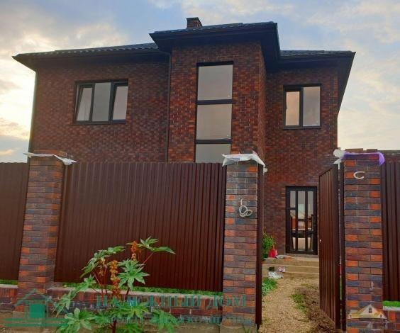 Строительство дома из газобетона в городе Пушкин