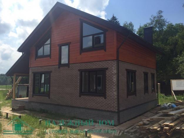 Строительство дома в городе Коммунар