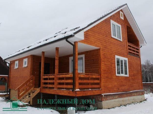 Строительство дома в городе Кириши